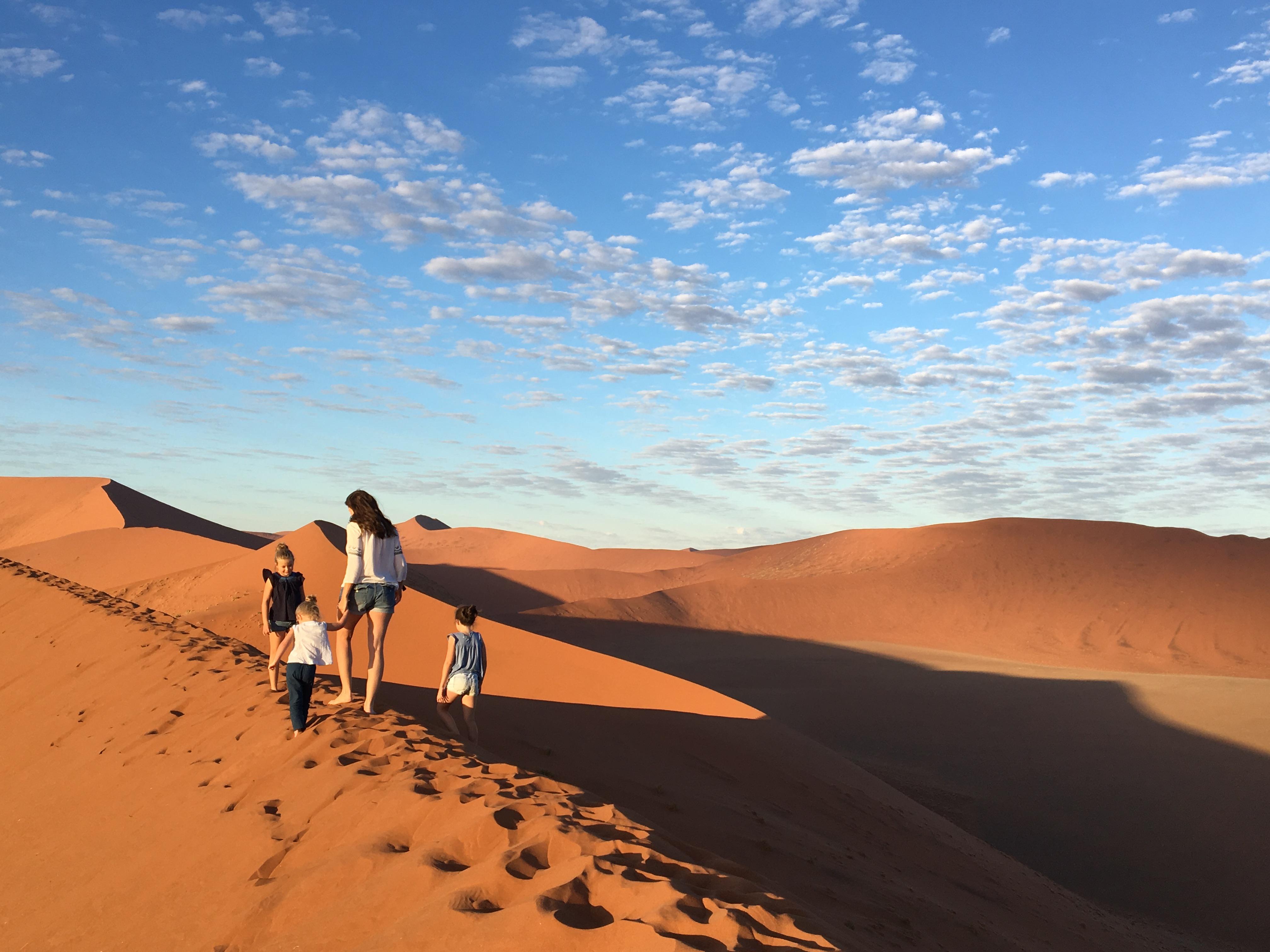 Namibie : A la découverte de Sossusvlei