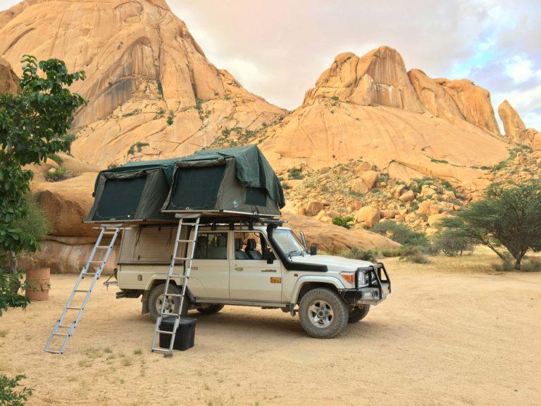 Spitzkoppe campsite 9