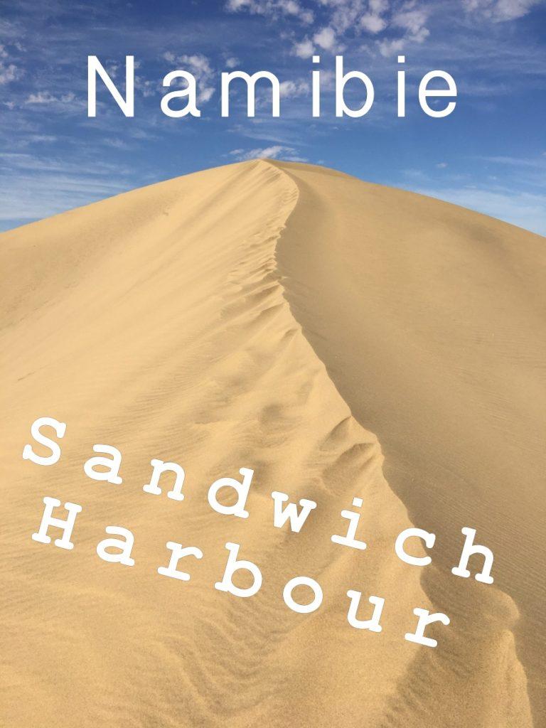 Sandwich Harbour