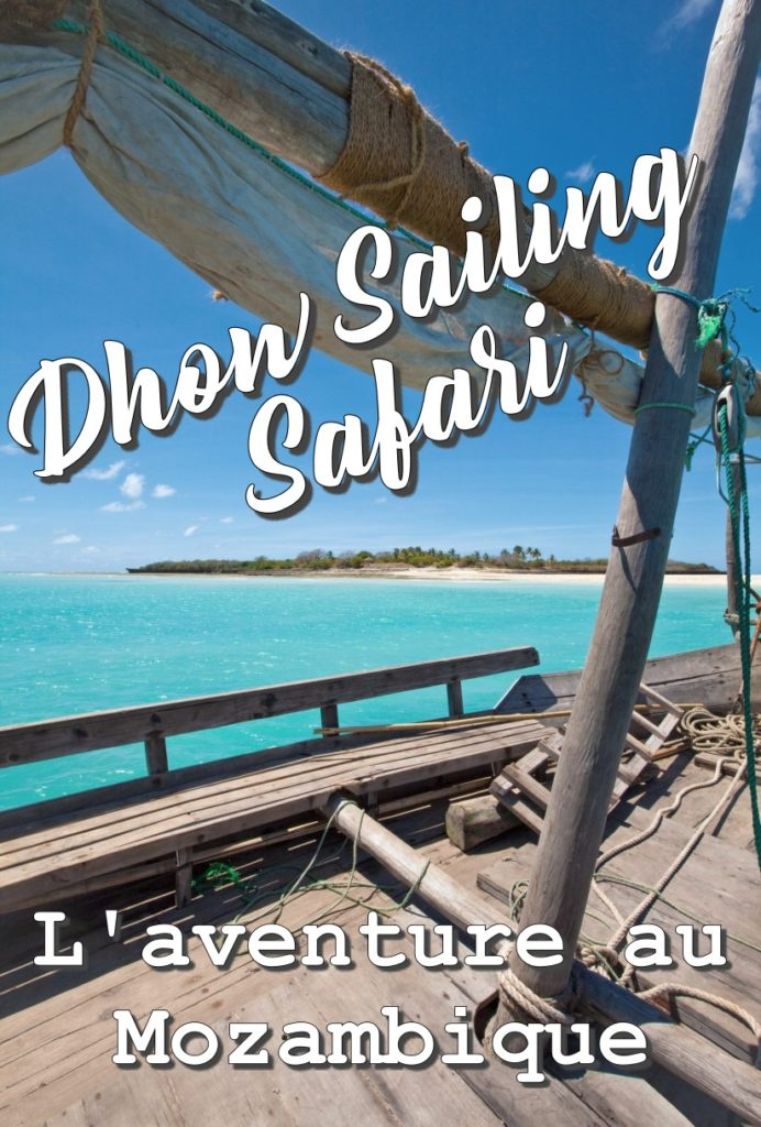 Dhow sailing safari