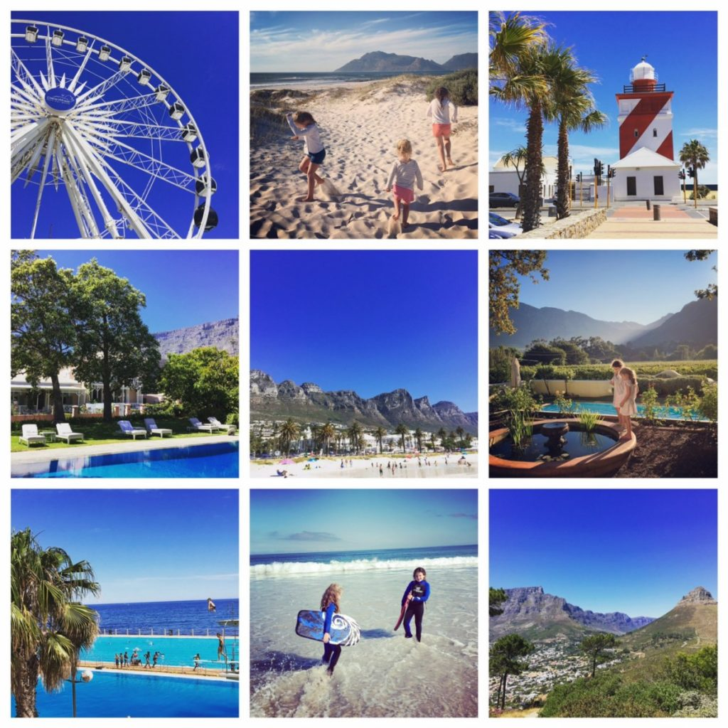 Cape Town Famille Guide