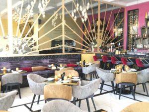 Cafe del Sol Tre Parkhurst
