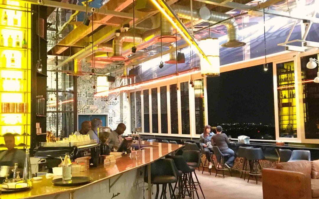 25 restaurants pour diner à Johannesburg