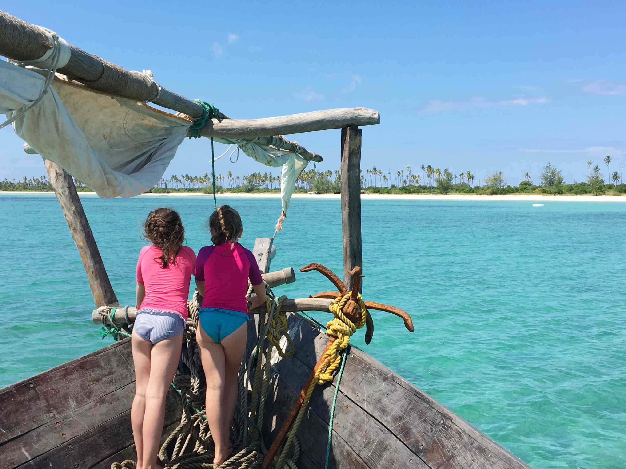 Dhow sailing safari: l'aventure au paradis…