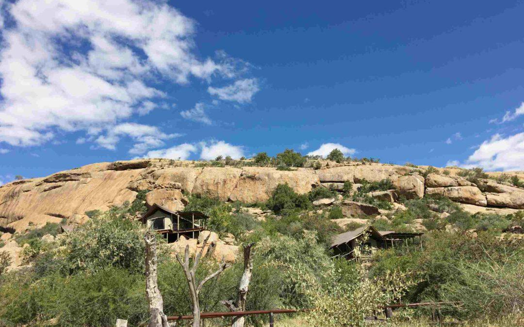 Namibie: Erongo Wilderness Lodge