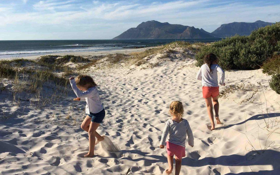 Un long week-end en famille au Cap