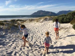 Cape Town famille
