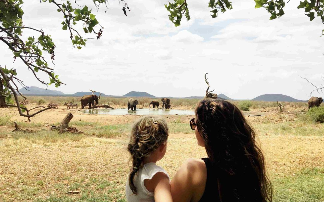 Des safaris Kid-friendly