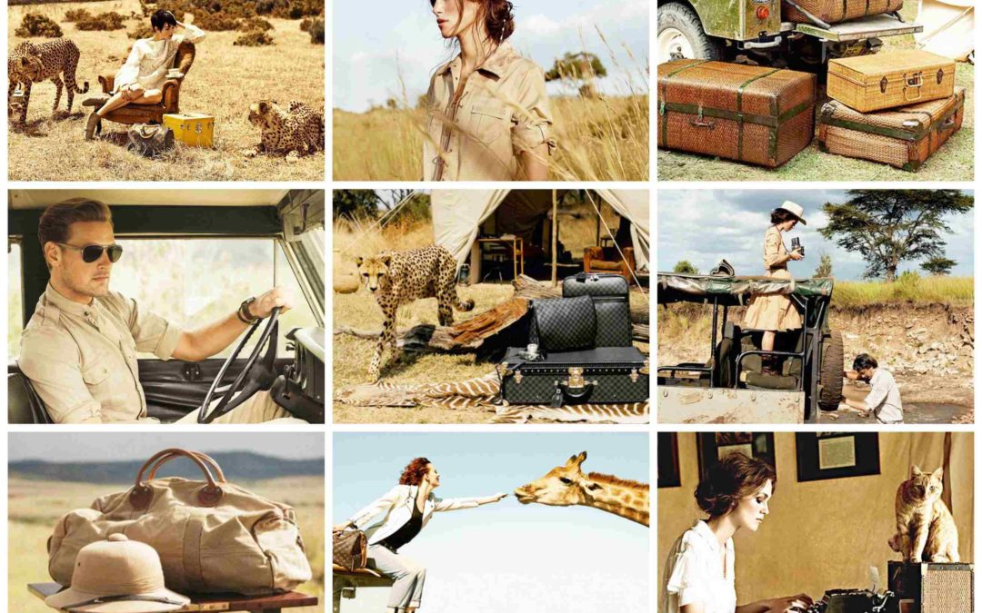 Ma valise de safari