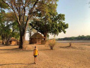 Mchenja Bush Camp Zambie