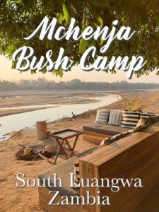 Mchenja Bush Camp Zambia