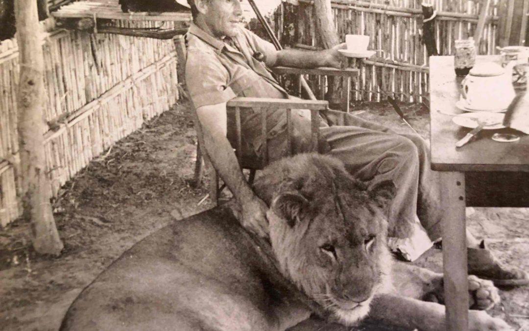 Norman Carr, pour l'amour de l'Afrique…