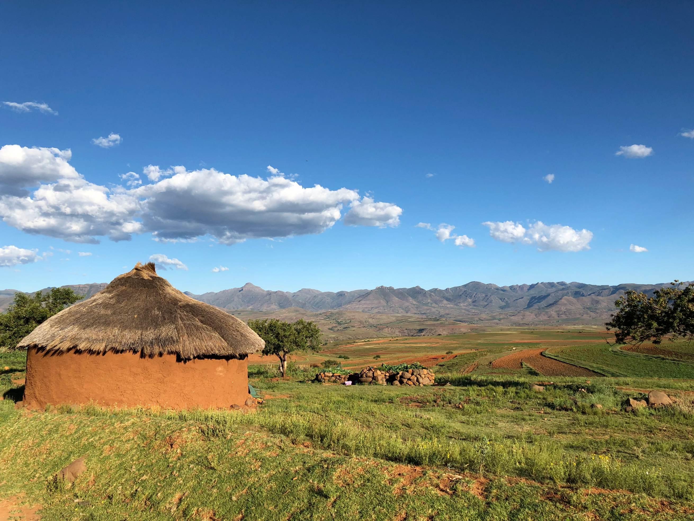 Lesotho, le royaume dans les nuages…