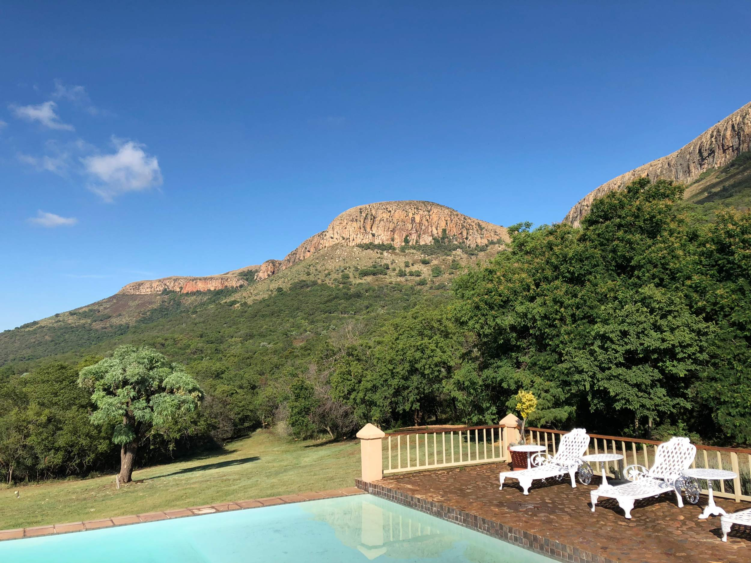 Steynshoop Mountain Lodge