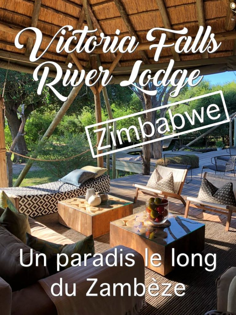 Victoria Falls River Lodge
