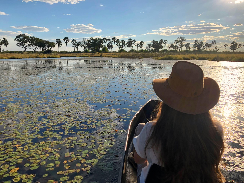 Qorokwe Camp, au fil du Delta de l'Okavango…