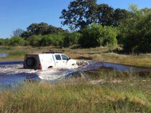Safari mobile Botswana