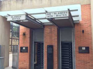 Musée Apartheid Johannesburg