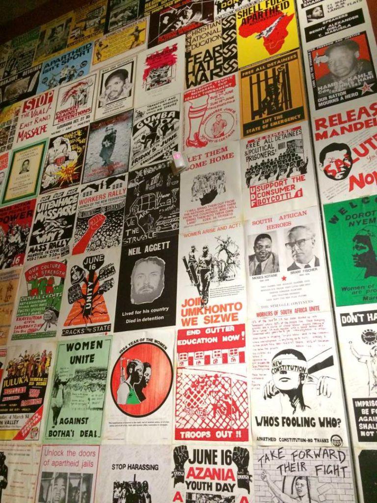 Johannesburg Musée Apartheid