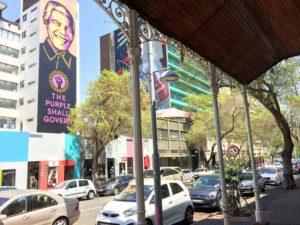 Johannesburg week-end