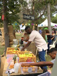 Johannesburg market