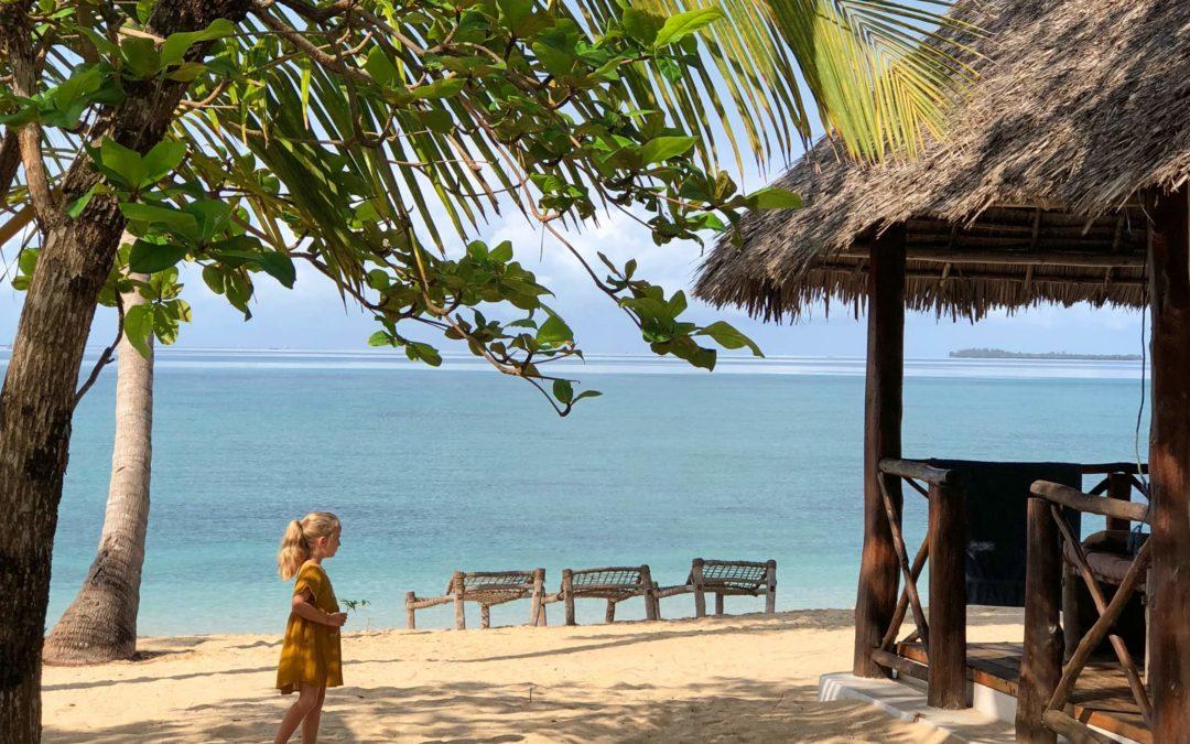 Chapwani, l'ile secrète de Zanzibar…