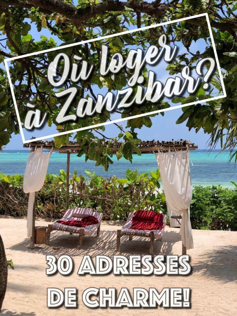 Logements Zanzibar