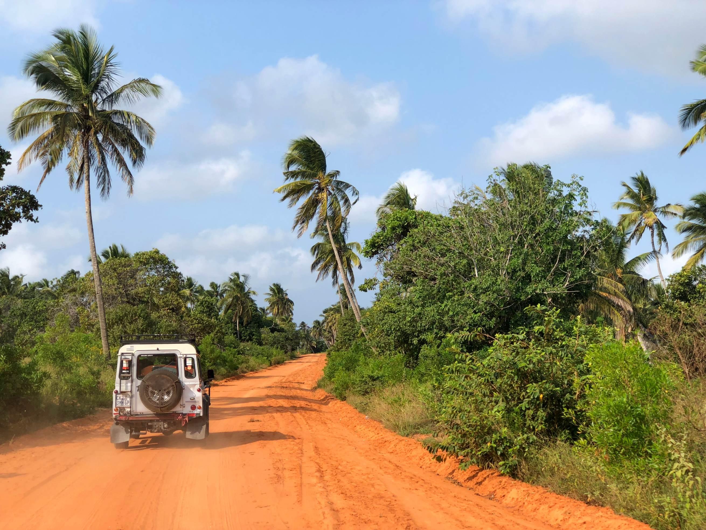 Itinéraire de notre Road-trip Afrique du Sud – Mozambique