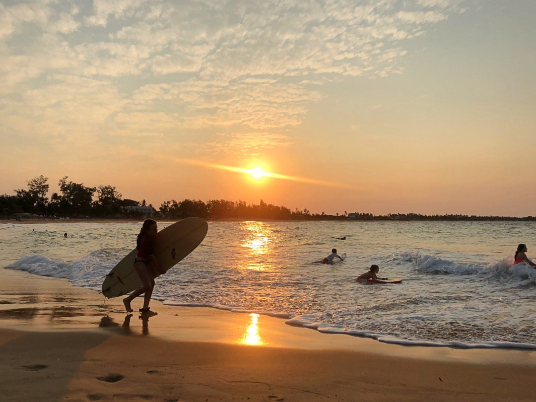 Tofo, le paradis bohème du Mozambique