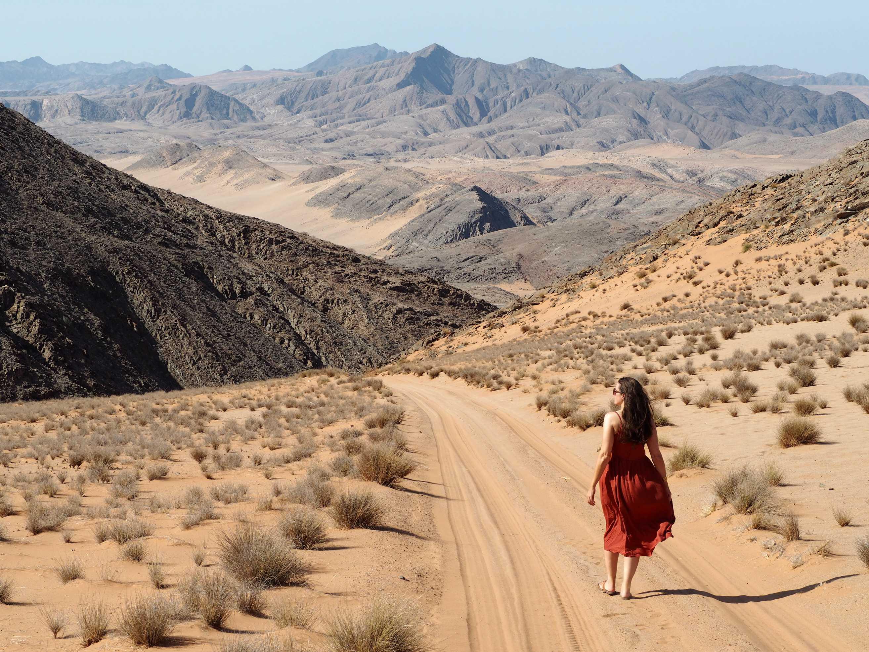 Namibie : Tournage au pays des 1000 déserts