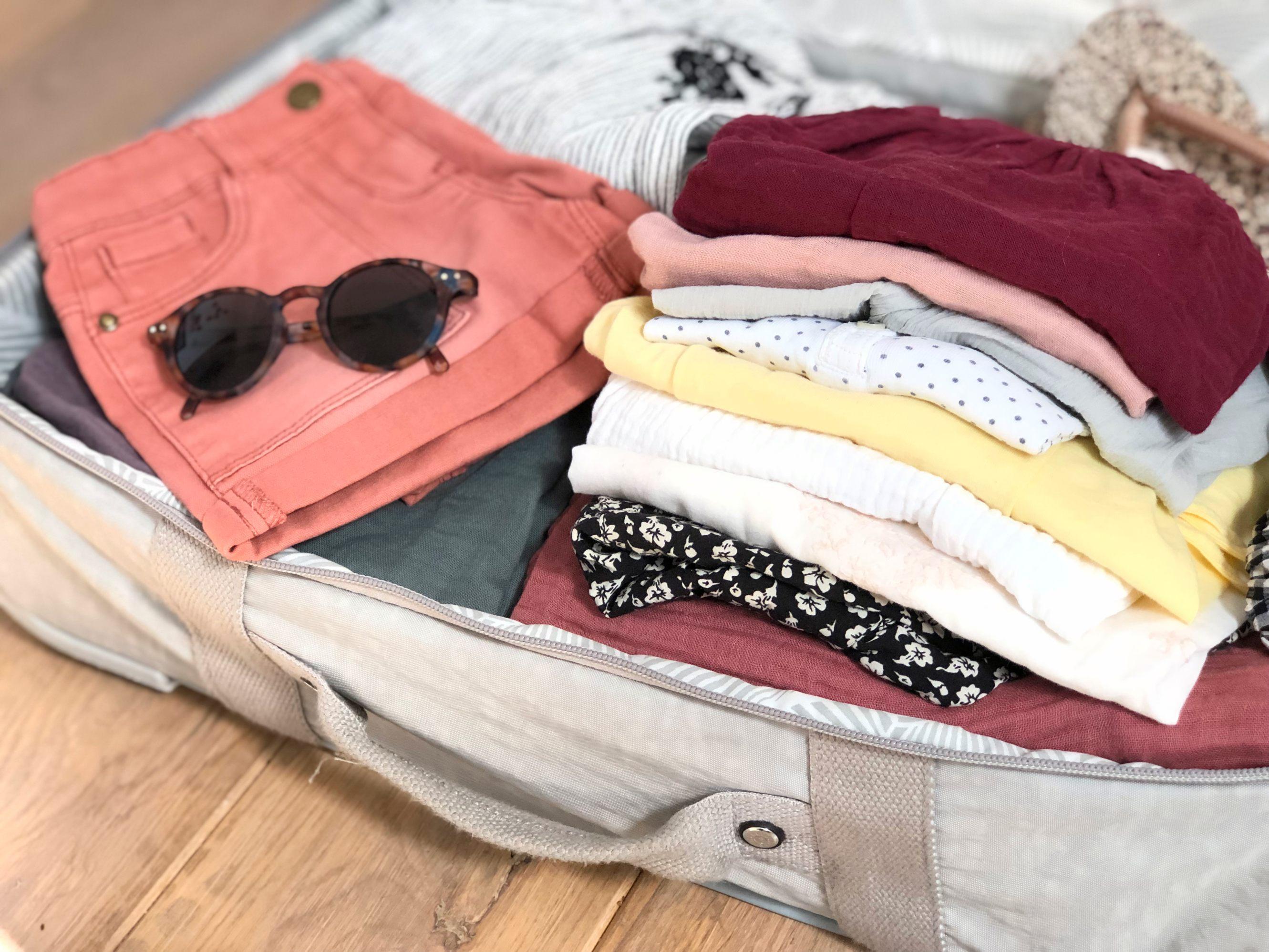 Nos valises de Tour du monde