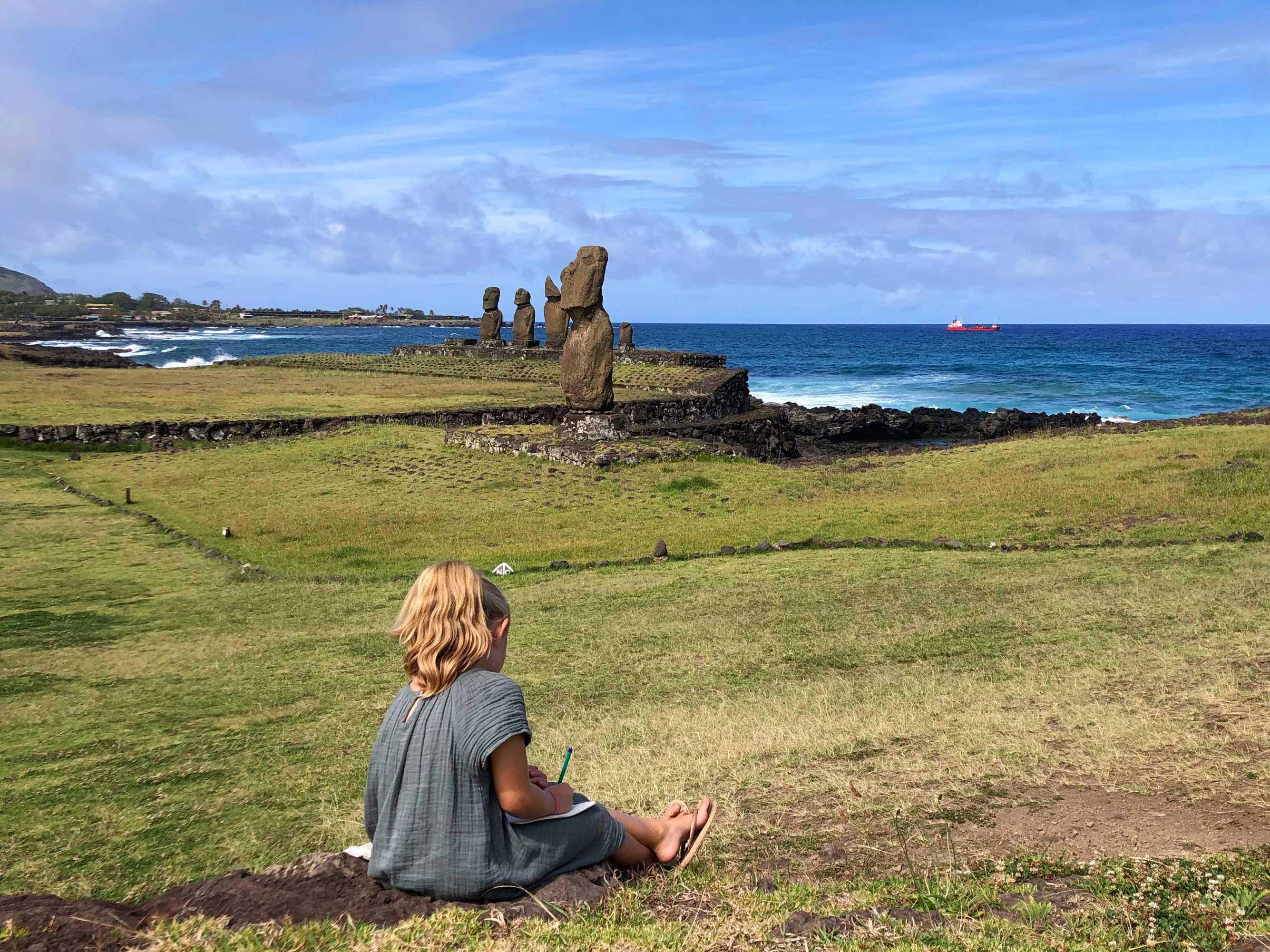 L'école en voyage: 10 trucs pour que tout se passe bien!