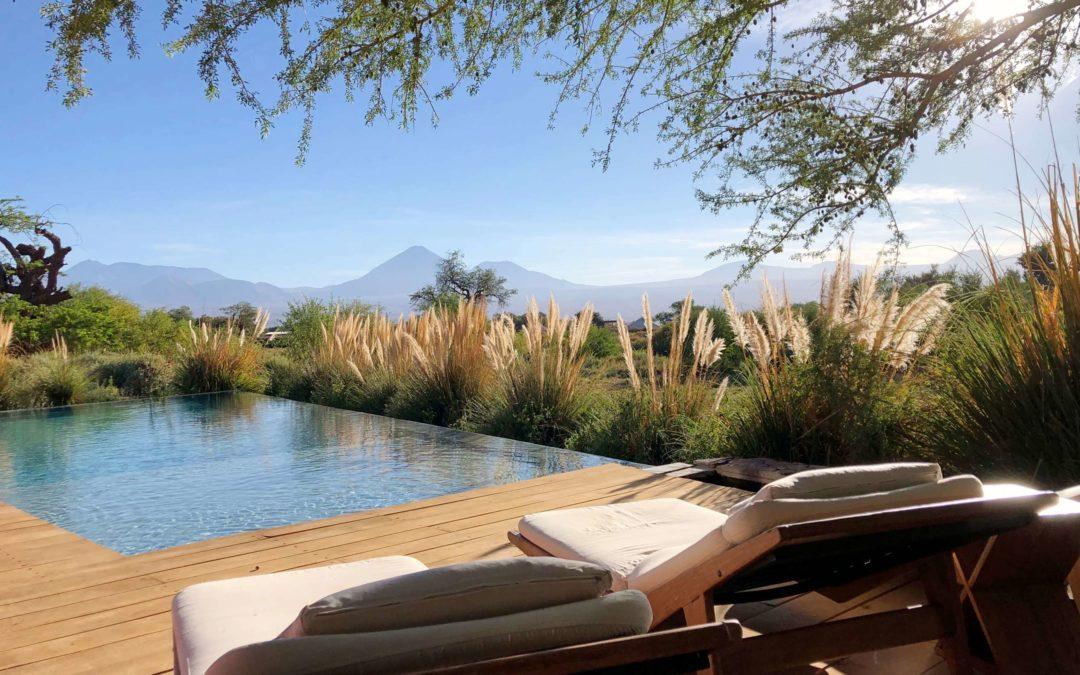 Tierra Atacama, un jardin d'Eden en plein désert…