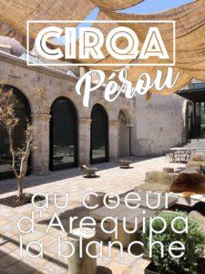 Cirqa Arequipa