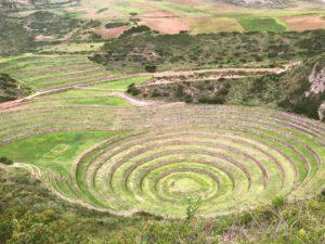 Moray Pérou