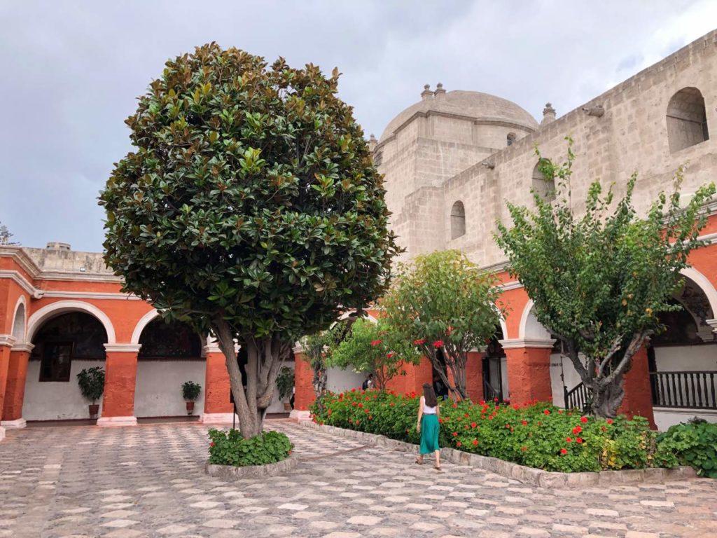 Santa Catalina Arequipa Pérou