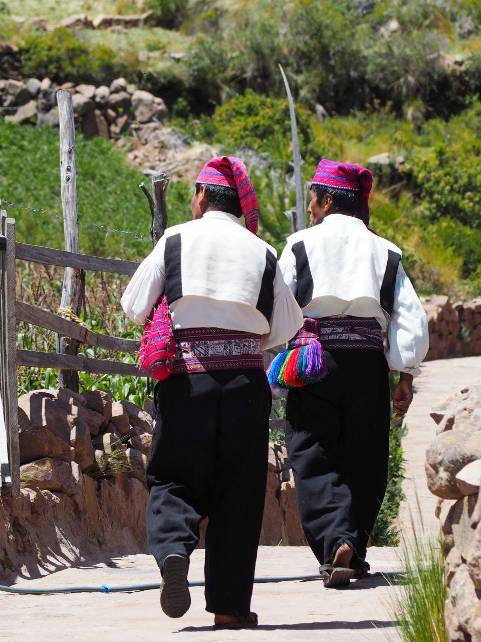 Titicaca Pérou