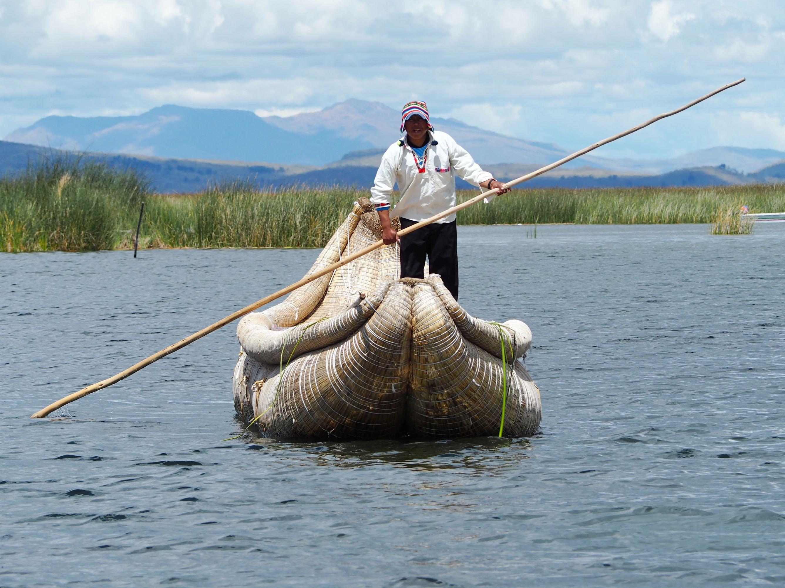 Titilaka, sur les rives du mythique Lac Titicaca