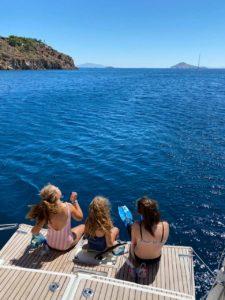 vacances bateau Grèce