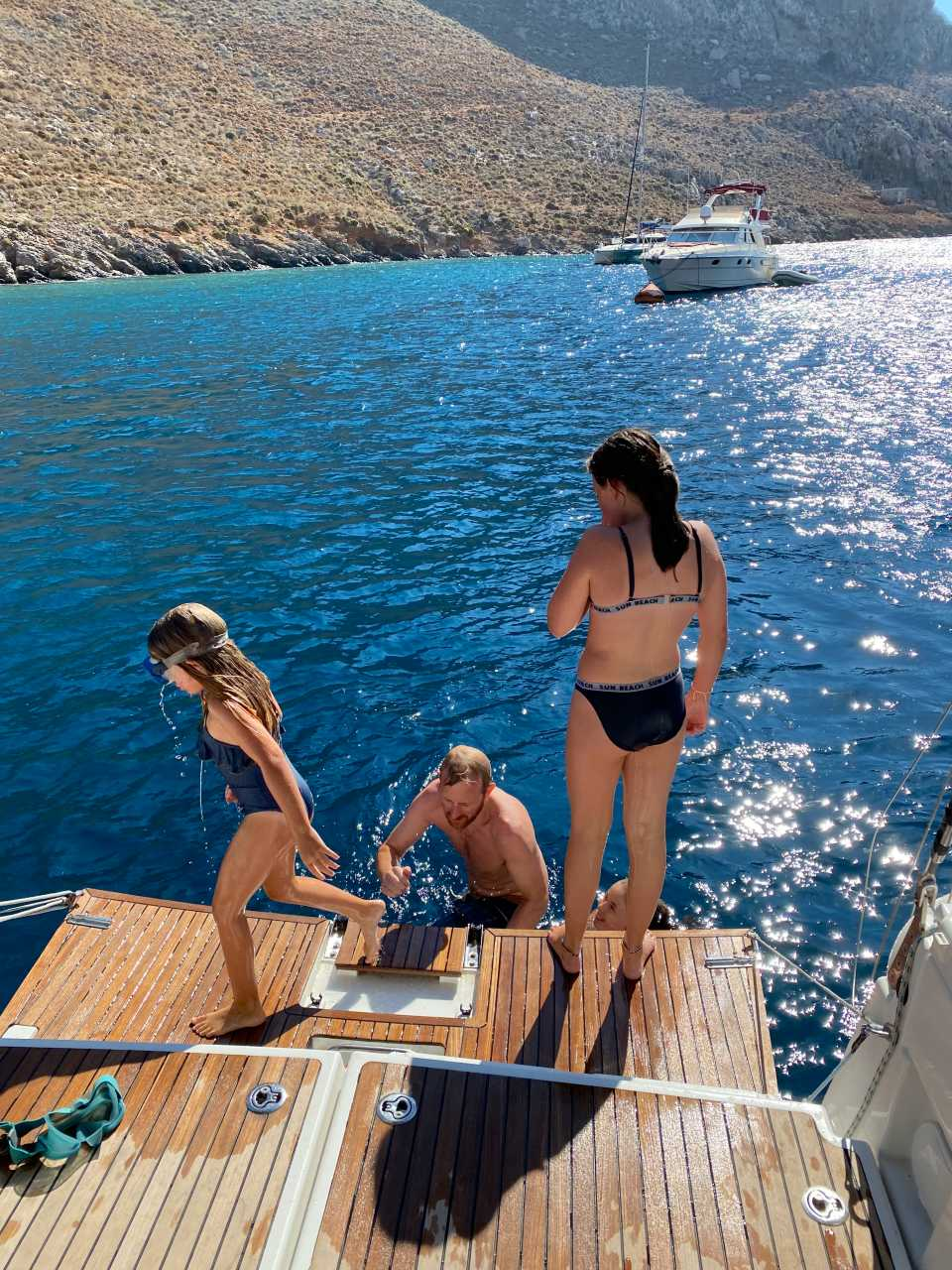 vacances en bateau