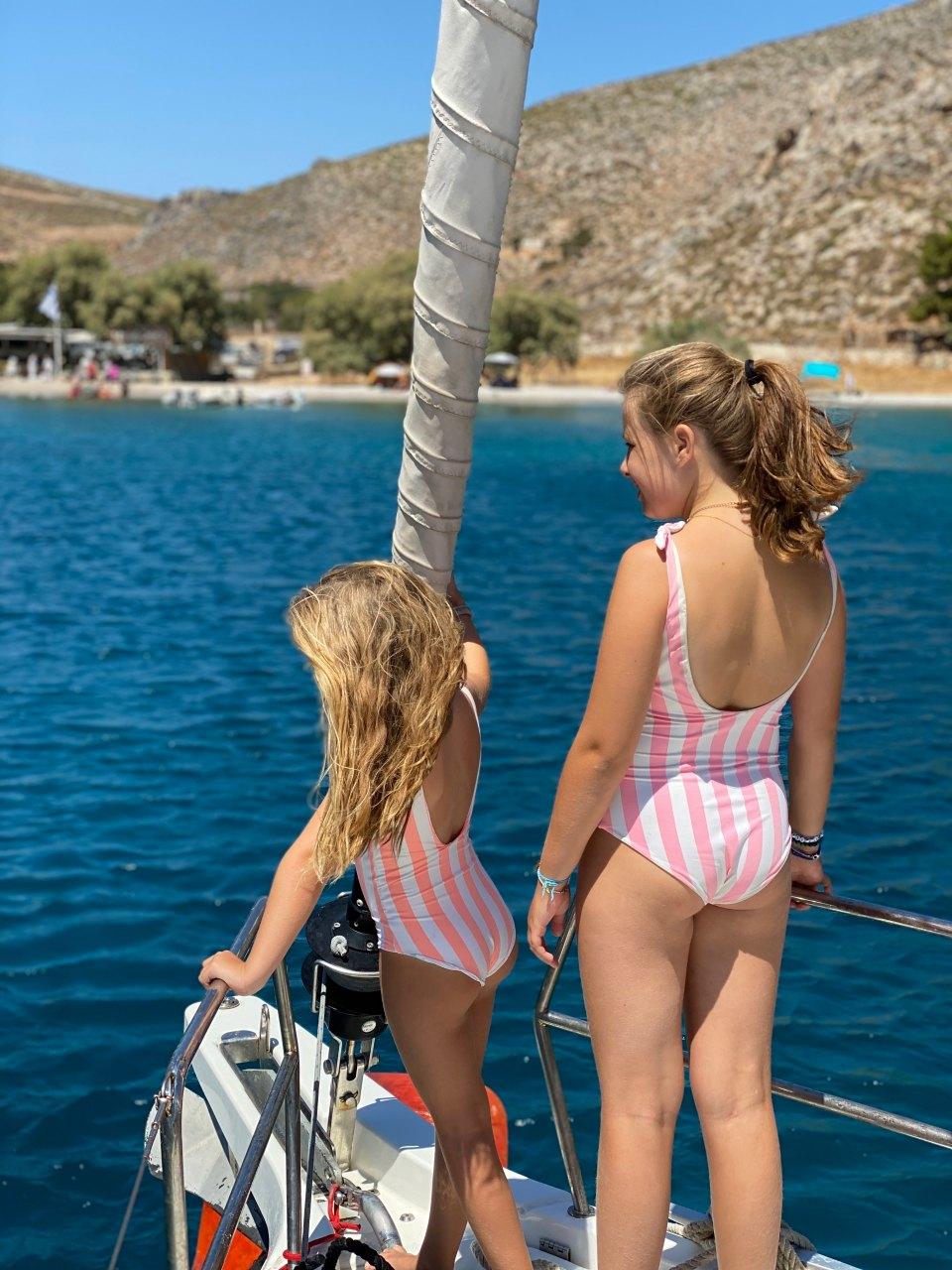Polynésie catamaran