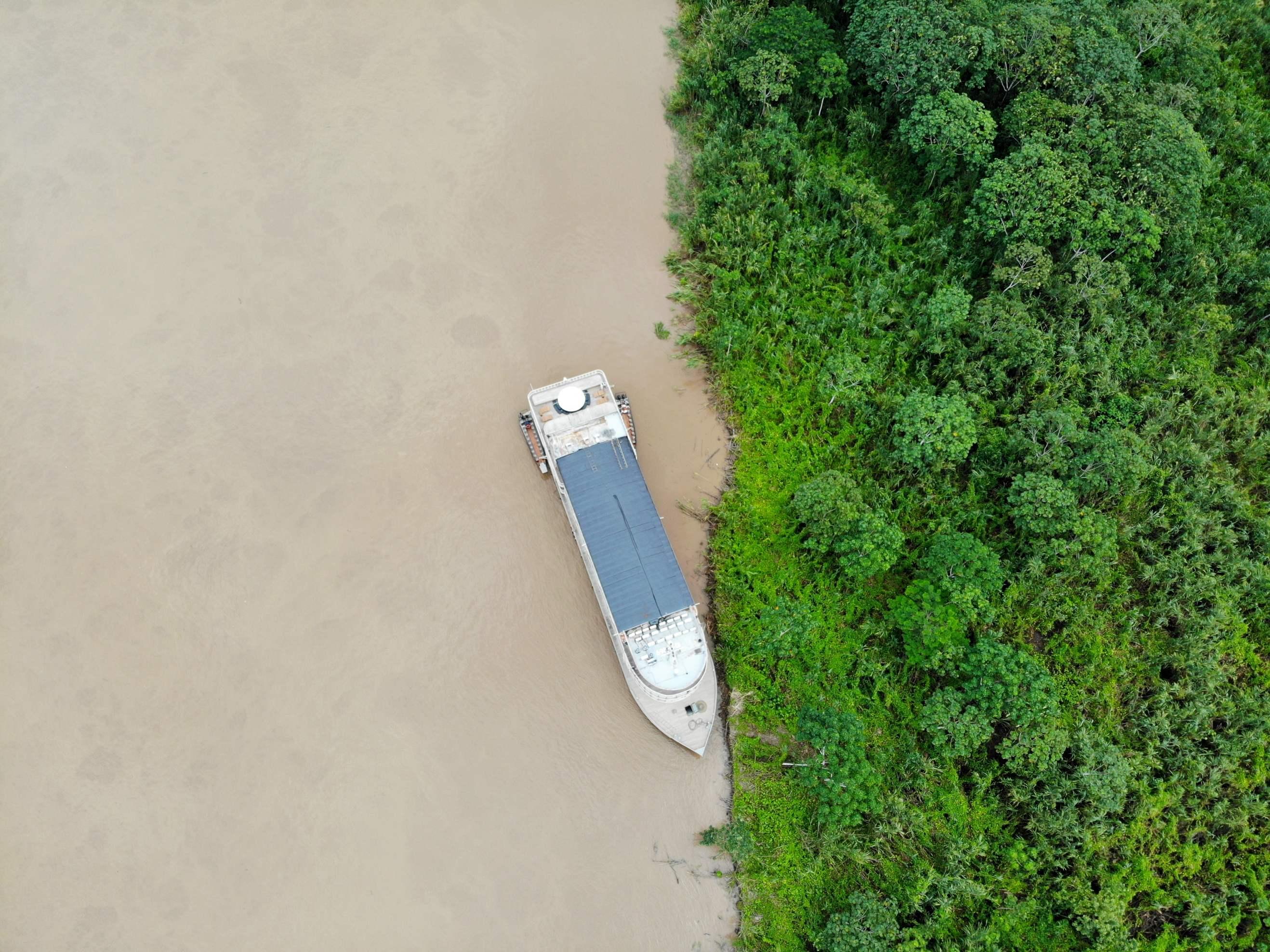 Delfin Cruise, Croisière en Amazonie péruvienne
